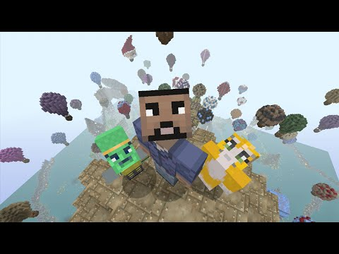 Minecraft (Xbox 360) - Abstract Isle - Hunger Games
