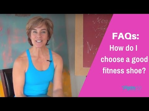 Flipping 50 FAQ: How to Choose a Good Exercise Shoe