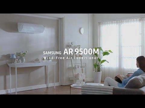Samsung Wind Free™ Air Conditioner AR9500M