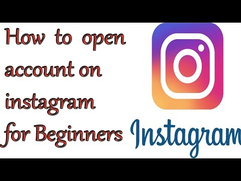 How to Create Instagram Account on  PC||Instagram for Beginners