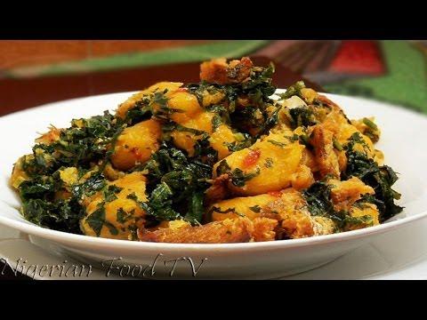 Nigerian Plantain Porridge | Nigerian Food TV