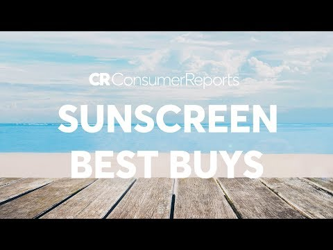 2018 Best Bang for Your Buck Sunscreens   Consumer Reports