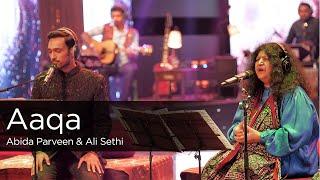Coke Studio Season 9| Aaqa| Abida Parveen & Ali Sethi