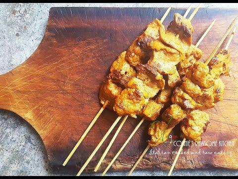 VEGAN SHISH TAOUK - Lebanese chikon skewers | Connie's RAWsome kitchen  | SEITAN