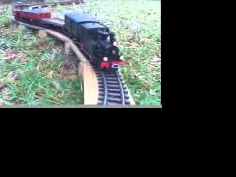 My Gartenbahn 1a