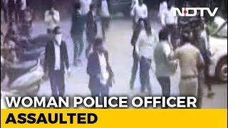 After Audio Clip Alleging Assault On Woman Officer, Delhi Police Act