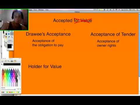 Accepted for Value Explained
