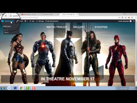 Lightbox / Modal / Popup Video Player Anywhere on any Element |  Elementor