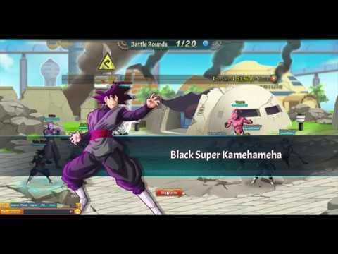 Dragon Ball Z Online (Blackmarket)