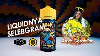 Liquidnya Selebgram!! | Unboxing & Review Liquid Trippie by Anya Geraldine, JVS Labz dan TNT