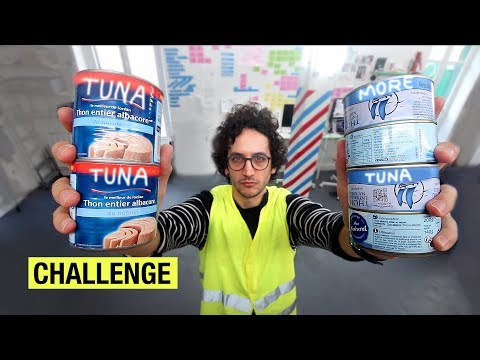 Hurricane ? 4 Canned Tuna Recipes To Cheer You Up !