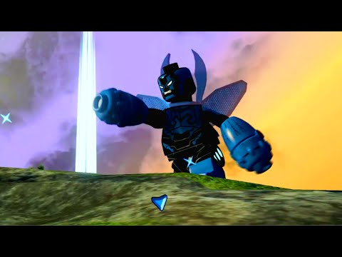 LEGO Batman 3: Beyond Gotham - Blue Beetle Gameplay and Unlock Location