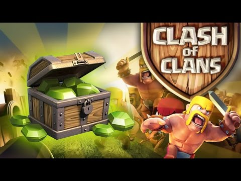 How To Get Free Clash Of Clans Gems - Android And IOS