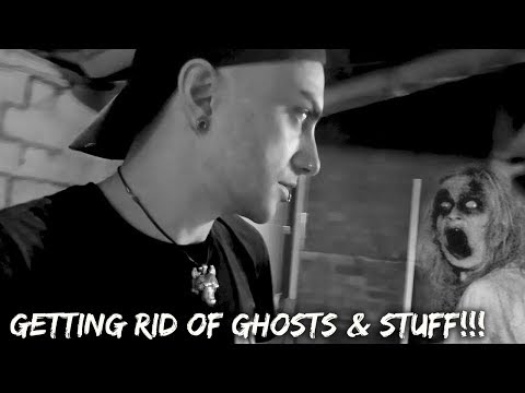 Getting Rid of Ghosts & Stuff