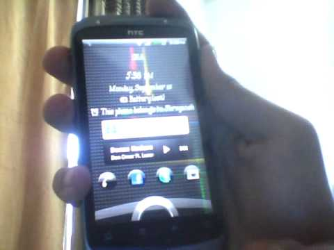 HTC Sense 3.0 Lockscreen on ANY ANDROID PHONE WITHOUT ROOT - Shreyansh......!!!!!!!!!!!!