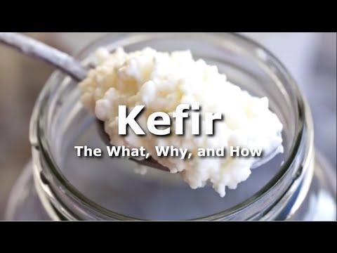 Kefir Canada- How to make kefir at home