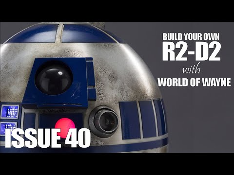 Build Your Own R2-D2 - Issue 40