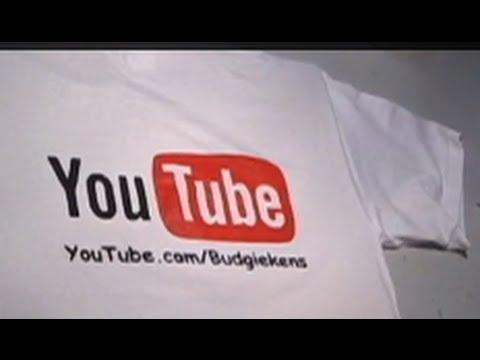 Easy Custom YouTube Shirt Tutorial