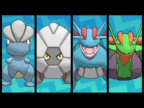 FULL BAGON EVOLUTION TEAM!