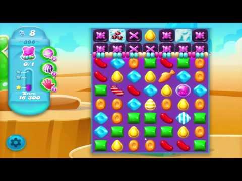 Candy Crush Soda Saga Level 398 Hard Level ✯