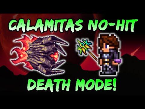 Calamitas No Hit Death Mode Armageddon 5000 Subscriber Special