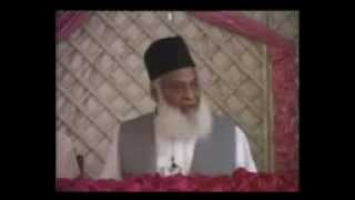 What is Sunnat by Dr Israr Ahmed mpeg4