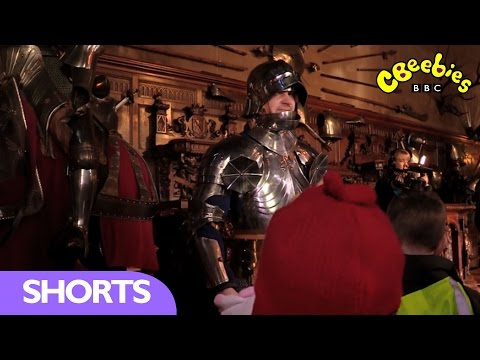 CBeebies: Time For School - Visiting Warwick Castle