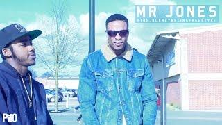 P110 - Mr Jones #TheJourneyBeginsFreestyle