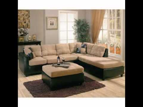 Sectional living room furniture