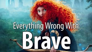 Everything Wrong With Brave In 13 Minutes Or Less