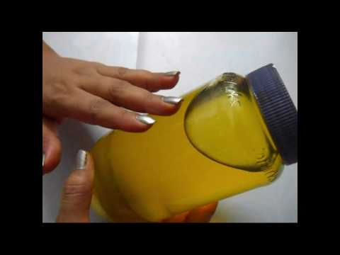 Body oil for younger skin and vigour