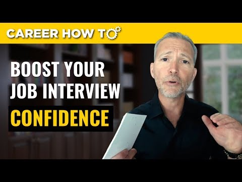 Job Interview Confidence: Boost Yours with These Protips