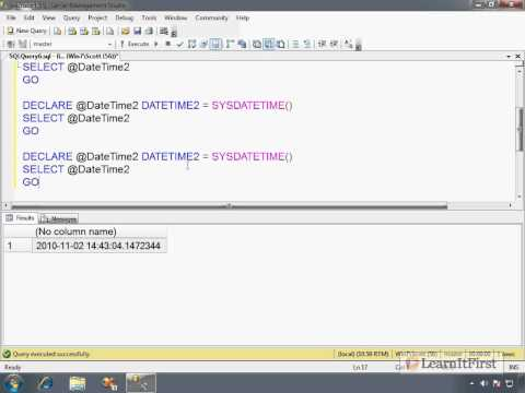 Overview of SQL Server Data Types: Time Zone Aware Dates