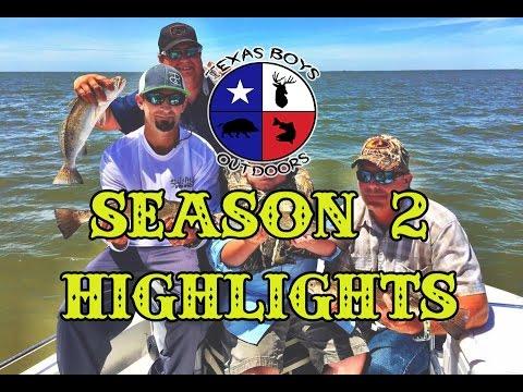 Texas Boys Outdoors - Season 2 Highlights