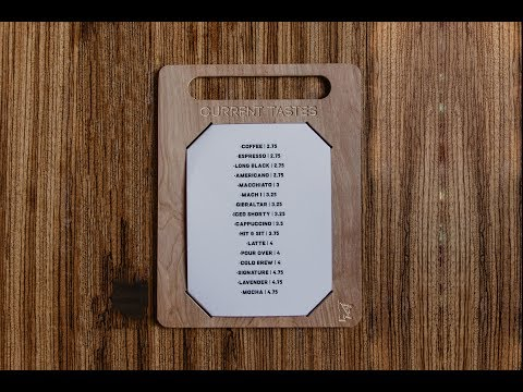How To Make A Custom Menu Board | Easel Power Hour Challenge