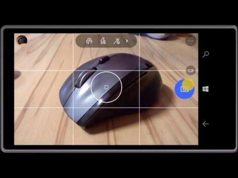 Lumia 550 camera application crash