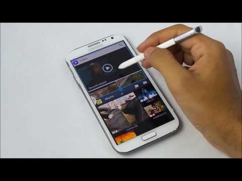 Android 4.3 Jellybean - Galaxy Note 2 : Review (What's New)