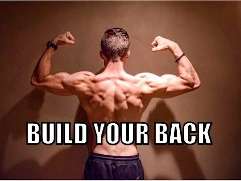 Build Your Back (Wider AND Thicker)