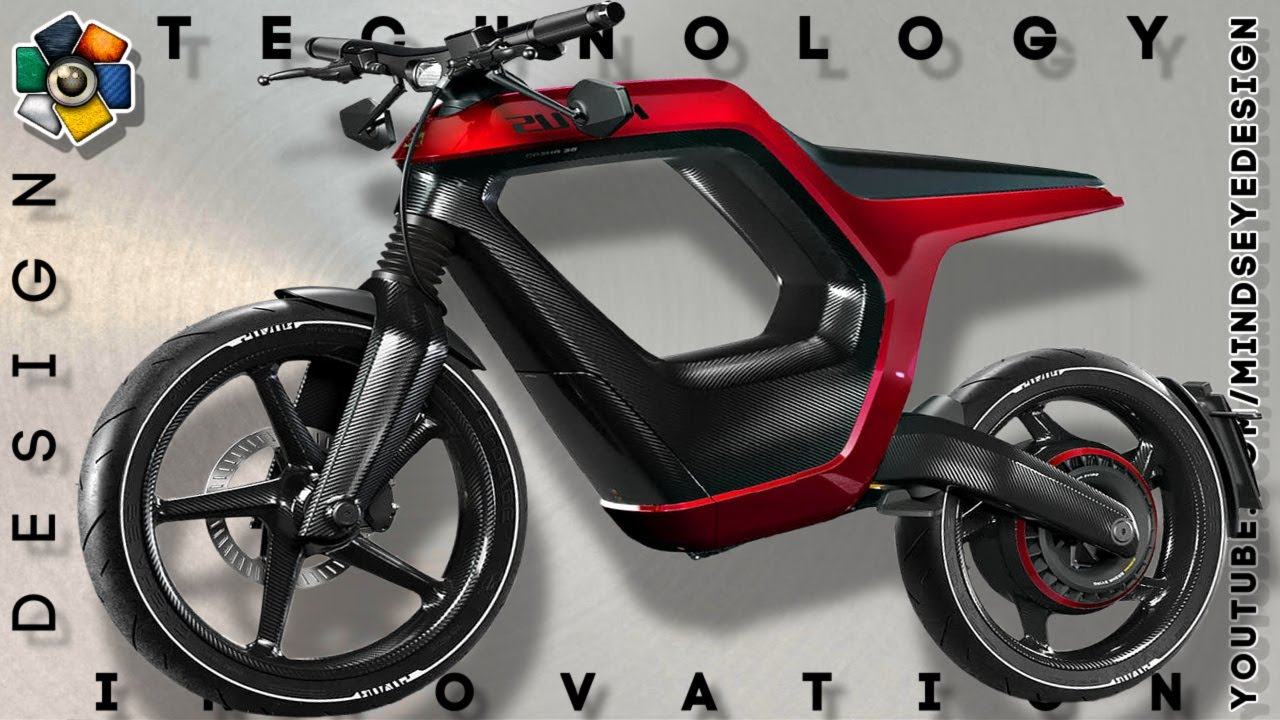 MOST INNOVATIVE ELECTRIC VEHICLES OF TODAY   ELECTRIC BIKES & TRANSPORTATION