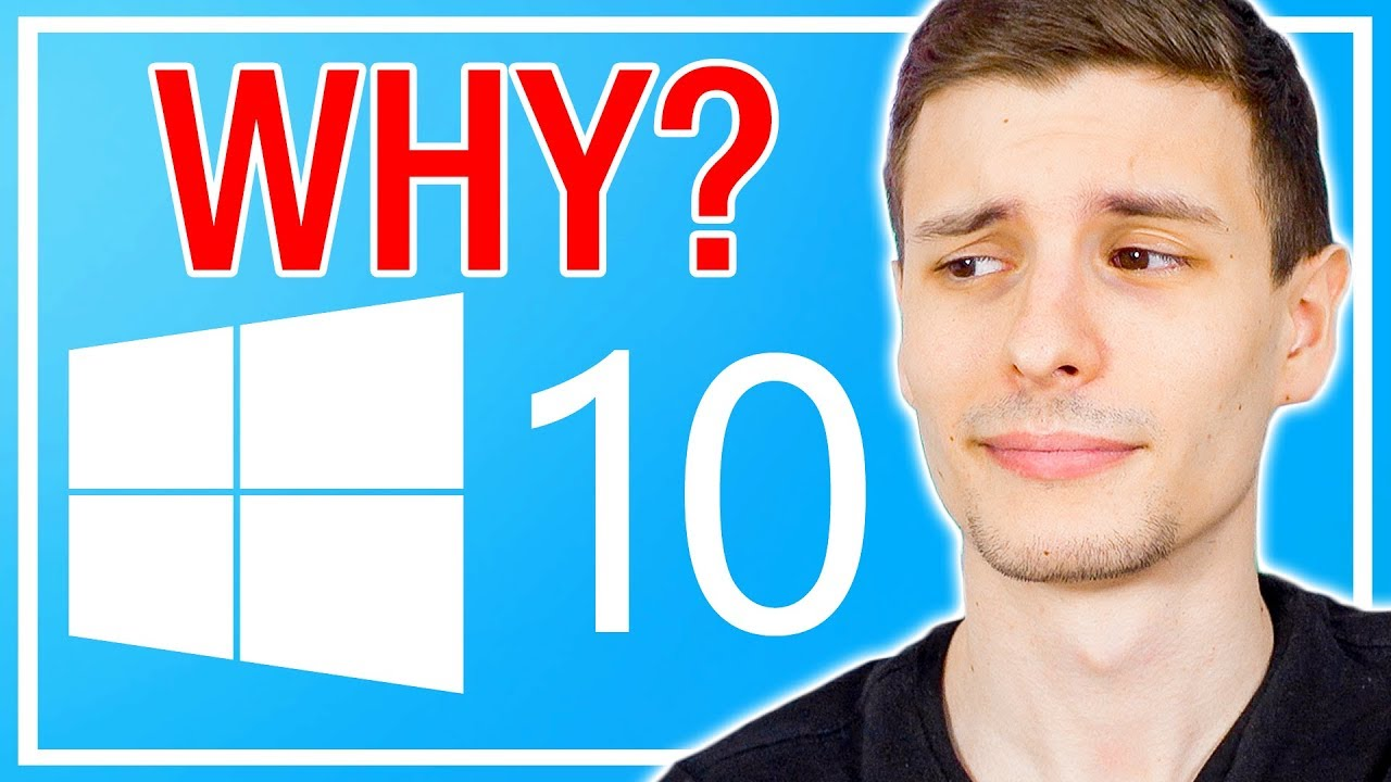 7 Reasons You SHOULD Upgrade to Windows 10!