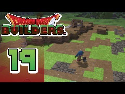 Dragon Quest Builders :: Ep 19 - The Big Rebuild!