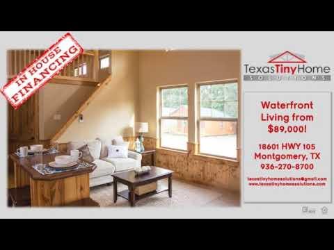PARK MODEL HOMES MONTGOMERY TX