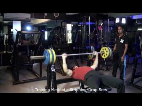 Training Method - Stripping/Drop Sets