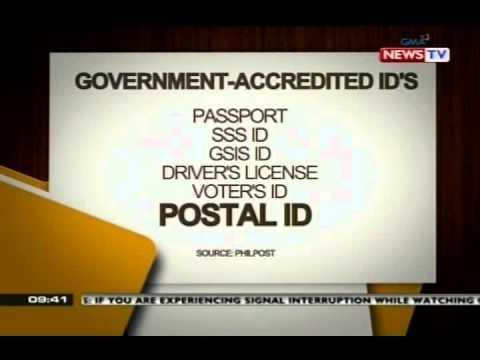 SONA: Bagong postal ID, mas maraming security features na hindi basta basta magagaya - Philpost
