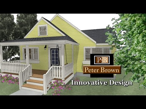 Covered Front Porch Addition in Bozeman