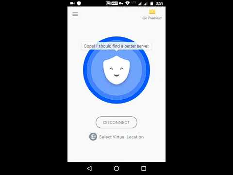 How block website unblock and Change IP address your Mobile