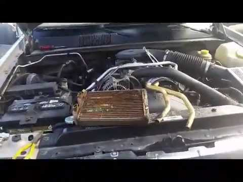 jeep heater core replacement repair cheat
