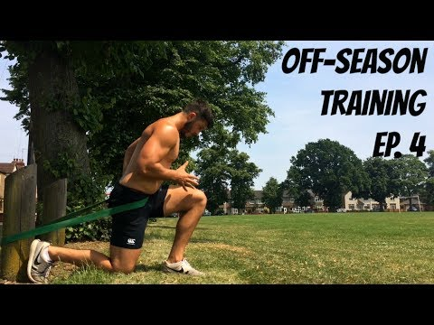 Off-Season Rugby Training | Episode 4