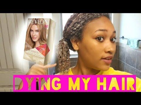 DYING BLACK HAIR BLONDE!!!*no bleach*