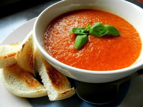 How to make the Easiest Tomato Soup